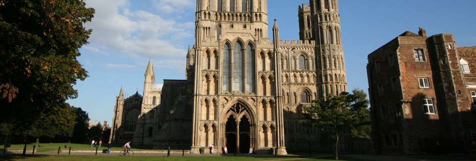 Peterborough / Ely Cathedral